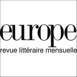 Europe : revue littéraire mensuelle |