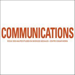 Communications / École pratique des hautes études, Centre d'études des communications de masse  