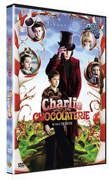 Charlie et la chocolaterie / Tim Burton, réal. |