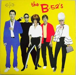 The B-52's / The B-52's | The B 52's. Interprète