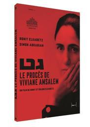 Le Procès de Vivian Amsalem / Shlomi Elkabetz, Romi Elkabetz, réal., scénario |