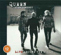 Live around the world / Queen | Lambert, Adam (1982-....). Chanteur