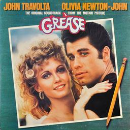 Grease : original movie soundtrack / musique de Barry Gibb, Jim Jacobs, Warren Casey, John Farrar... et al. |