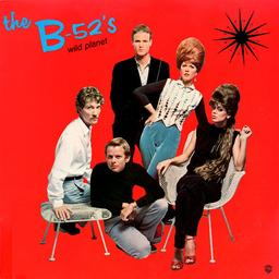 Wild planet / B-52's | The B 52's. Interprète