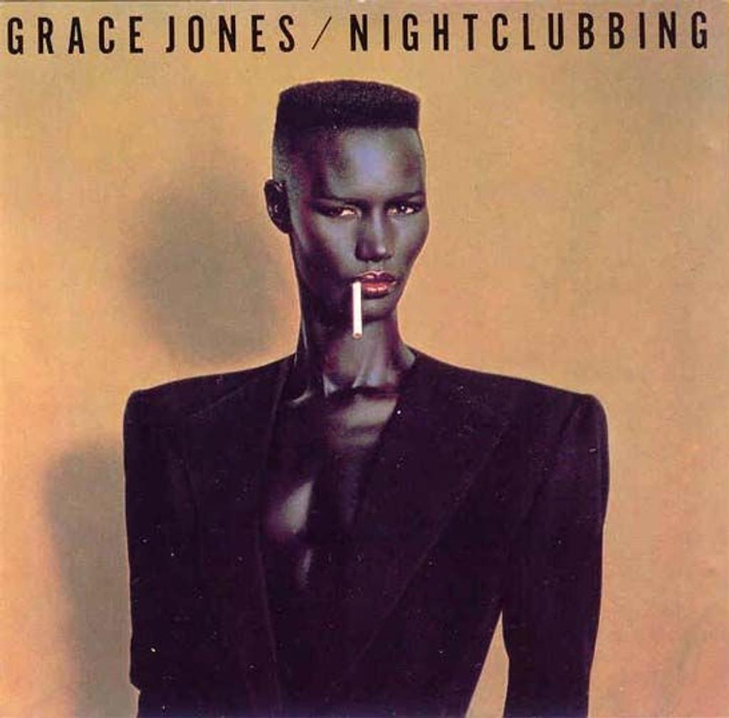 Nightclubbing / mus. Grace Jones (voc) | Jones, Grace (1952-....). Compositeur