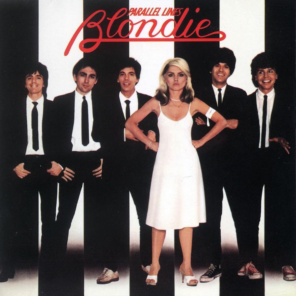 Parallel lines / Blondie | Blondie (Groupe de pop rock). Interprète