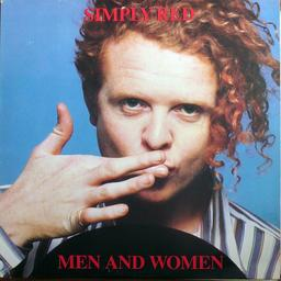 Men and women / Simply Red | Simply red. Interprète